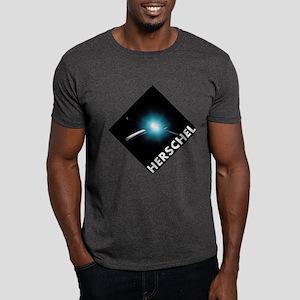 Hershel Space Telescope Dark T-Shirt