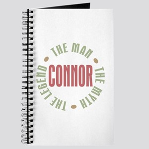 Connor Man Myth Legend Journal