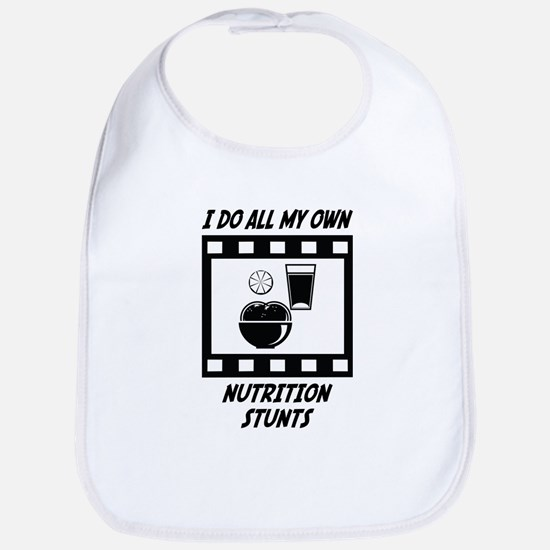 Nutrition Stunts Bib
