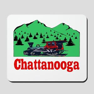 Chattanooga Train Mousepad