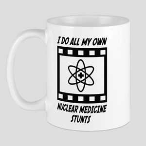 Nuclear Medicine Stunts Mug