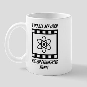 Nuclear Engineering Stunts Mug