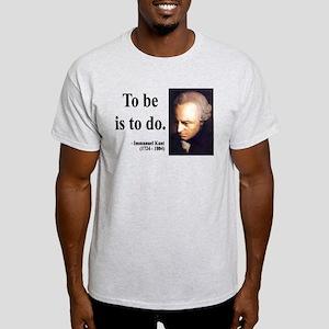 Immanuel Kant 1 Light T-Shirt