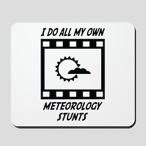 Meteorology Stunts Mousepad