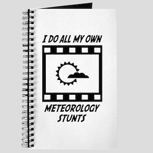 Meteorology Stunts Journal
