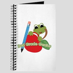 2nd Grade Genius Frog Journal