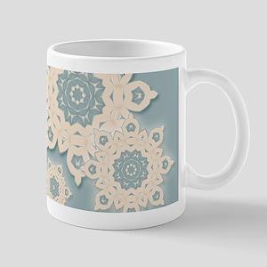Chic Boutique Snowflake Mug