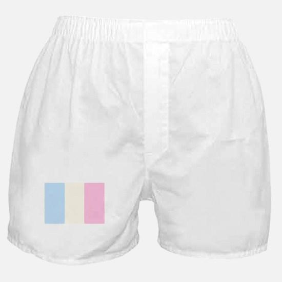 Baby France Pastel Flag Boxer Shorts