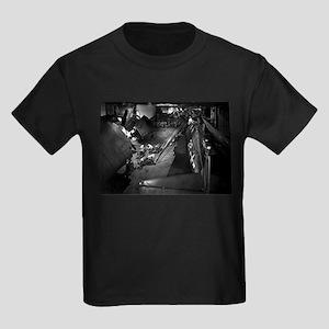 USS YORKTOWN 1943 Kids Dark T-Shirt