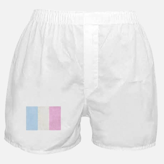 Baby France Spongy Flag Boxer Shorts