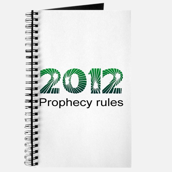 2012 Prophecy Journal