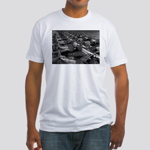 P-47 Thunderbolt Fighters Fitted T-Shirt