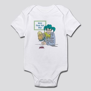 Jesters First Aid Infant Bodysuit