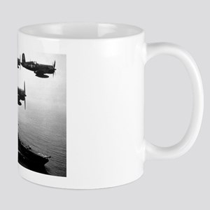 F4U-4 Corsiars Fighters Mug