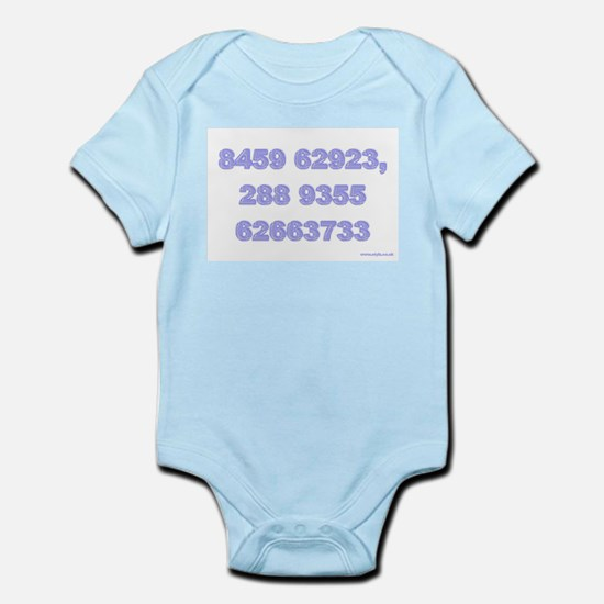 Other Clothing - Well Mannere Infant Creeper