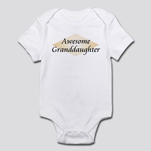 MA Granddaughter Infant Bodysuit