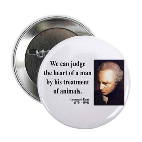 "Immanuel Kant 4 2.25"" Button (10 pack)"