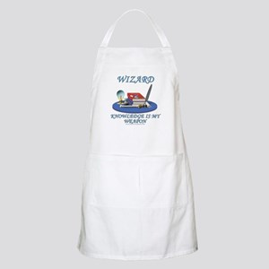 Knowledge Is My Weapon BBQ Apron