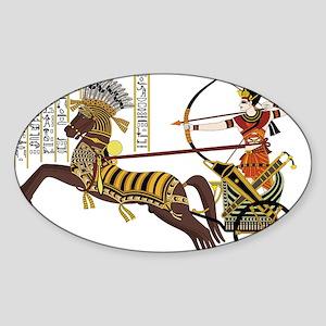 Egyptian queen Sticker
