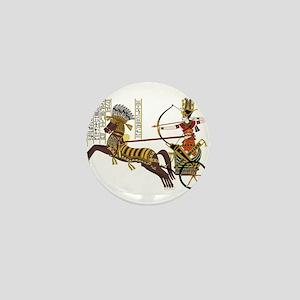 Egyptian queen Mini Button