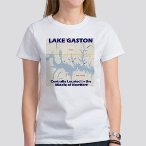 Lake Gaston Women's T-Shirt