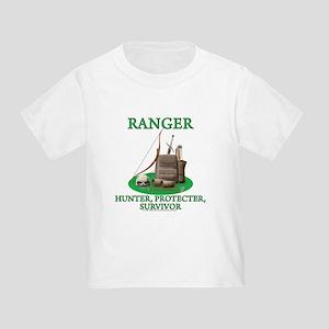 Ranger Code Toddler T-Shirt