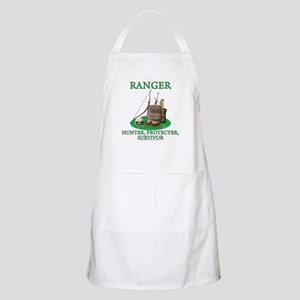 Ranger Code BBQ Apron