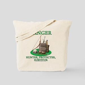 Ranger Code Tote Bag
