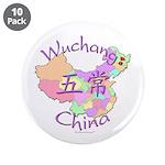 Wuchang China Map 3.5