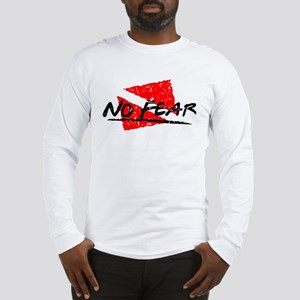 No Fear Dive Flag Long Sleeve T-Shirt