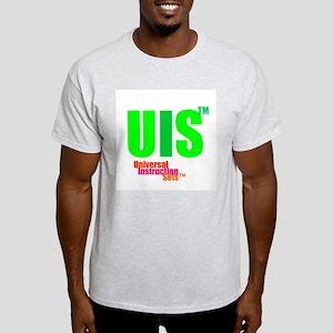 UIST Ash Grey T-Shirt