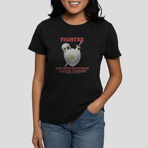 Best Defense Women's Dark T-Shirt