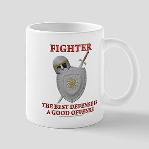Best Defense Mug