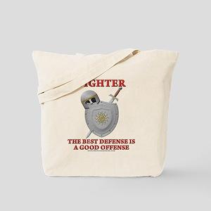 Best Defense Tote Bag