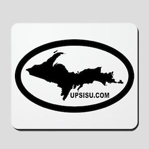 UP Michigan's Upper Peninsula Mousepad
