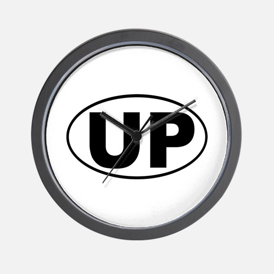 The UP basic Wall Clock