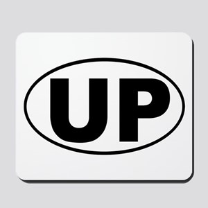 The UP basic Mousepad