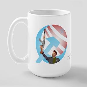 Obama Revolutionary Mug (Large)