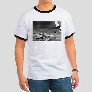 F-105 Thunderchief Fighter Ringer T