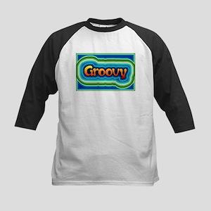 Groovy Baseball Jersey