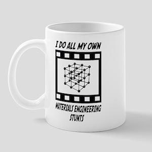 Materials Engineering Stunts Mug