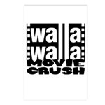 Crush Logo Postcards (package Of 8)