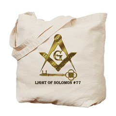 Light of Solomon #77 Tote Bag