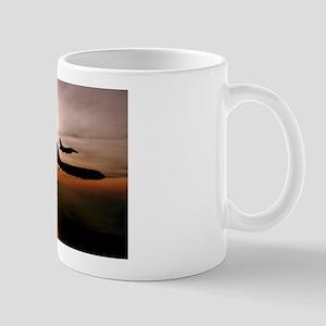 F-16 Falcons Refueling Mug