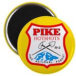Pike Hotshots Magnet 1