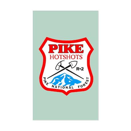Pike Hotshots Sticker 4