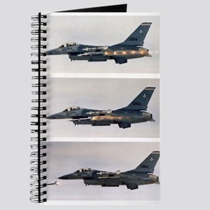F-16 Fighting Falcon Fighter Journal