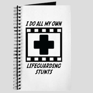 Lifeguarding Stunts Journal