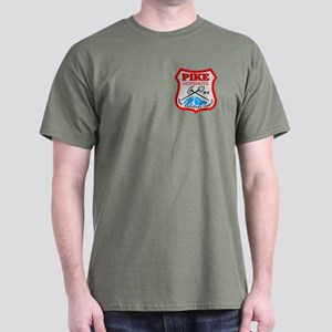 Pike Hotshots Dark T-Shirt 2
