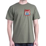 Pike Hotshots Dark T-Shirt 2